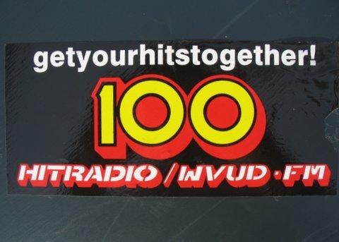 WVUD-FM, Kettering/Dayton Ohio_1983