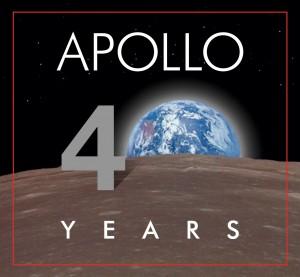 <em>Apollo 11 40 Annivesary logo</em>