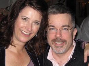 <em>Voice Talents Pam Tierney and Peter K. O'Connell</em>