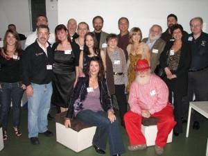 <em> Some of the members of the VO-BB.com - photo courtesy of VoiceChasers.com</em>