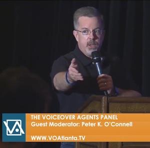 Peter K. O'Connell_Moderator_VO Atlanta 2016