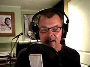 terry daniel voice-over studio audioconnell