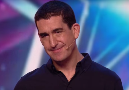 Darren Altman Britains Got Talent 2016