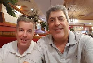 Peter K. O'Connell & Cliff Zellman Dallas, TX 2016
