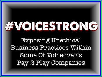#voicestrong