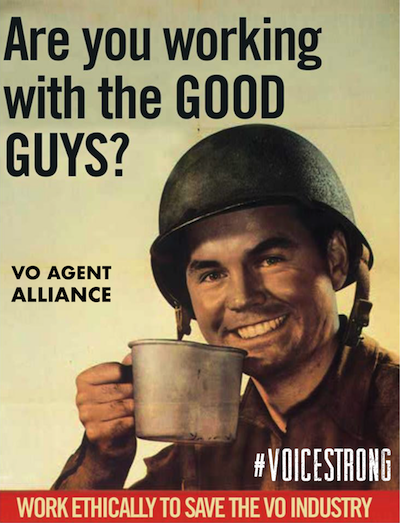 VO AGENT ALLIANCE The Good Guys