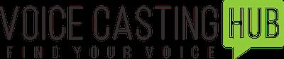 Voice Casting Hub logo