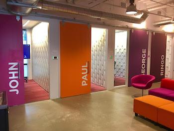 Pandora office 1