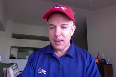 Peter K. Peter K. O'Connell Bills Hat 2017